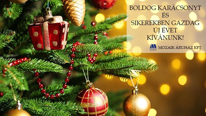 Boldog Karácsonyt és Boldog Új Évet