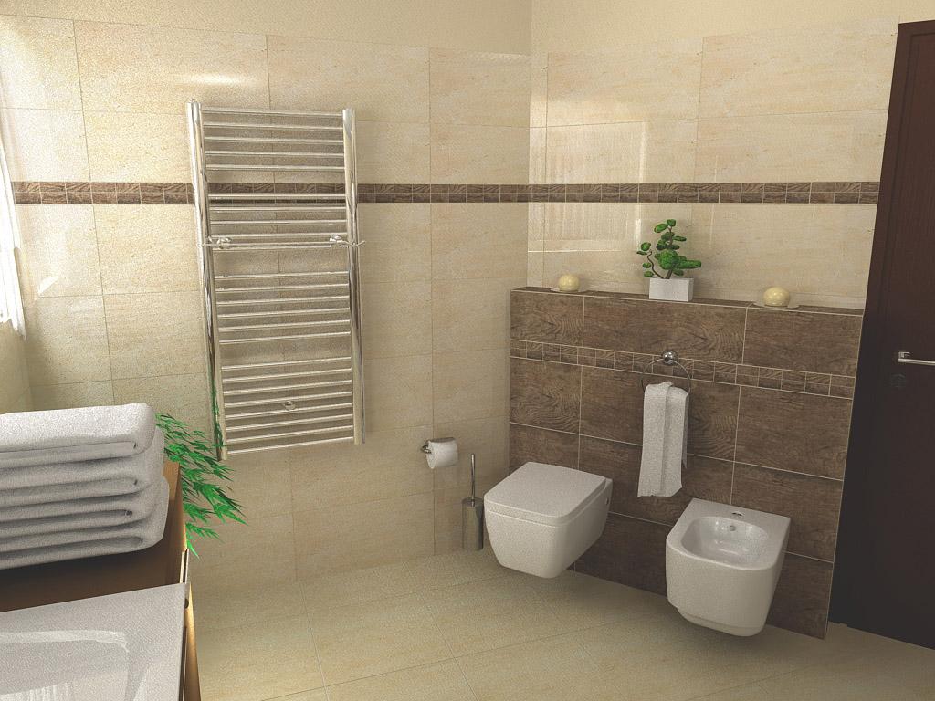 Mozaik Áruház - 3 dimenziós fürdőszoba látványtervezés, 3D tervezés