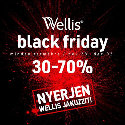Wellis black friday